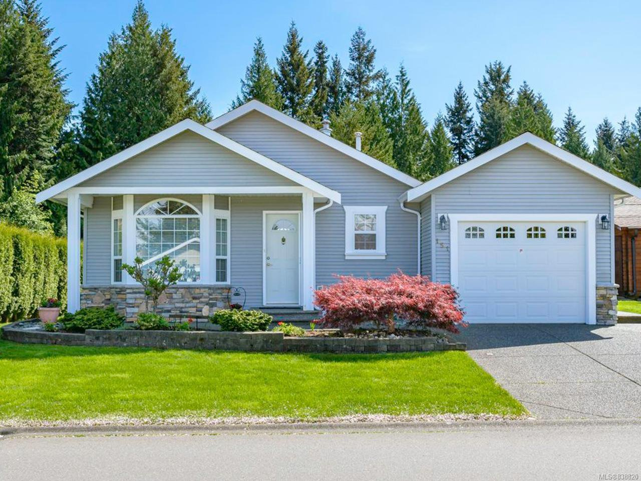 Main Photo: 151 4714 Muir Rd in COURTENAY: CV Courtenay East Manufactured Home for sale (Comox Valley)  : MLS®# 838820