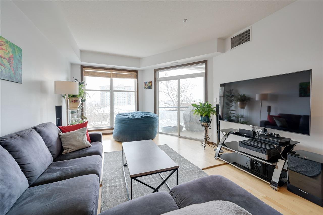 Main Photo: 402 10503 98 Avenue in Edmonton: Zone 12 Condo for sale : MLS®# E4204611
