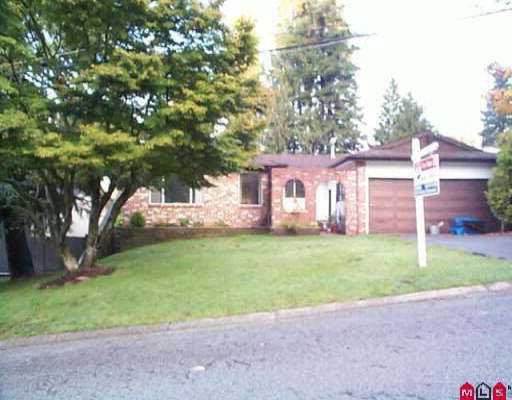 Main Photo: 10349 SKAGIT DR in Delta: Nordel House for sale (N. Delta)  : MLS®# F2522748