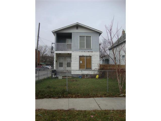 Main Photo: 580 BURNELL Street in WINNIPEG: West End / Wolseley Residential for sale (West Winnipeg)  : MLS®# 1222947