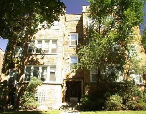 Main Photo: 1402 CUYLER Street Unit 3W in CHICAGO: Lake View Rentals for rent ()  : MLS®# 08290099