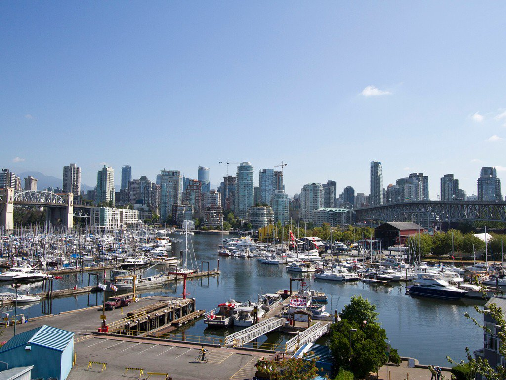 "Main Photo: # 602 1510 W 1ST AV in Vancouver: False Creek Condo for sale in ""MARINER POINT"" (Vancouver West)  : MLS®# V1020236"