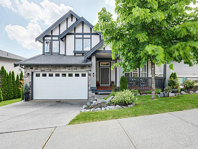 "Main Photo: 55 CLIFFWOOD Drive in Port Moody: Heritage Woods PM House for sale in ""Heritage Woods"" : MLS®# V1083235"