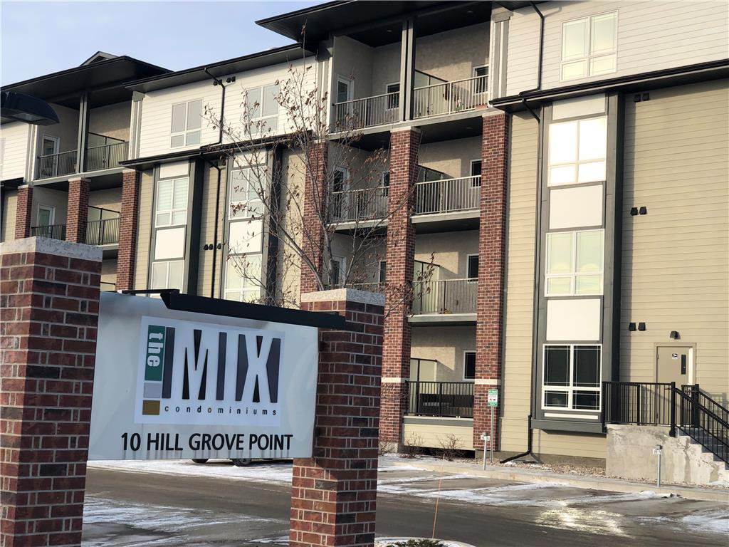 Main Photo: 216 10 Hill Grove Point in Winnipeg: Bridgwater Forest Condominium for sale (1R)  : MLS®# 1932568