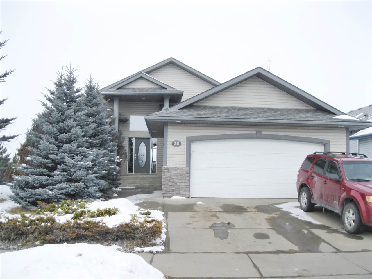 Main Photo: 26 LONGVIEW Drive: Spruce Grove House for sale : MLS®# E4193394
