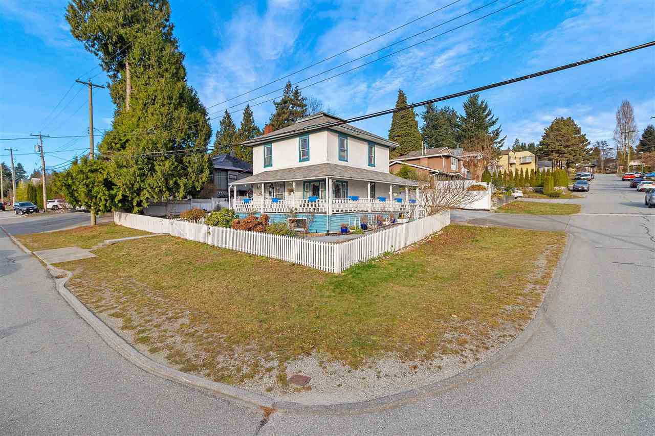 Main Photo: 1125 CARTIER Avenue in Coquitlam: Maillardville House for sale : MLS®# R2465825