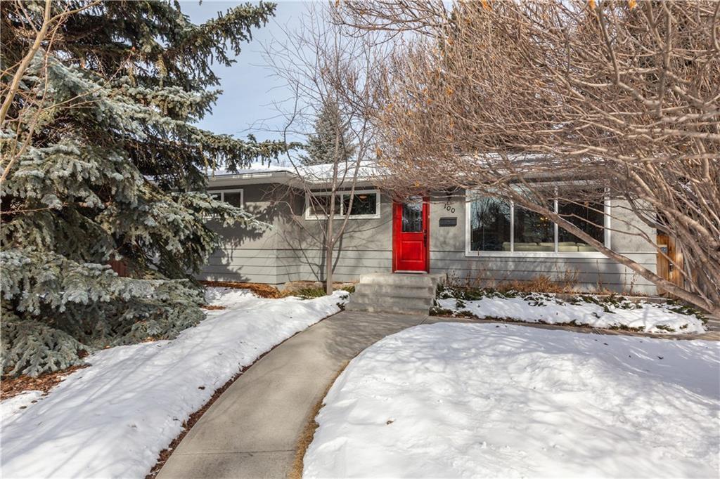 Main Photo: 100 HAVERHILL RD SW in Calgary: Haysboro RES for sale : MLS®# C4288337