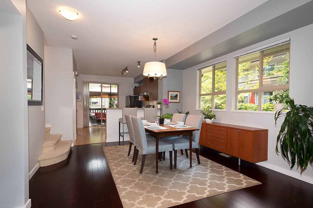 """Main Photo: 120 100 KLAHANIE Drive in Port Moody: Port Moody Centre Townhouse for sale in """"INDIGO"""" : MLS®# R2480880"""