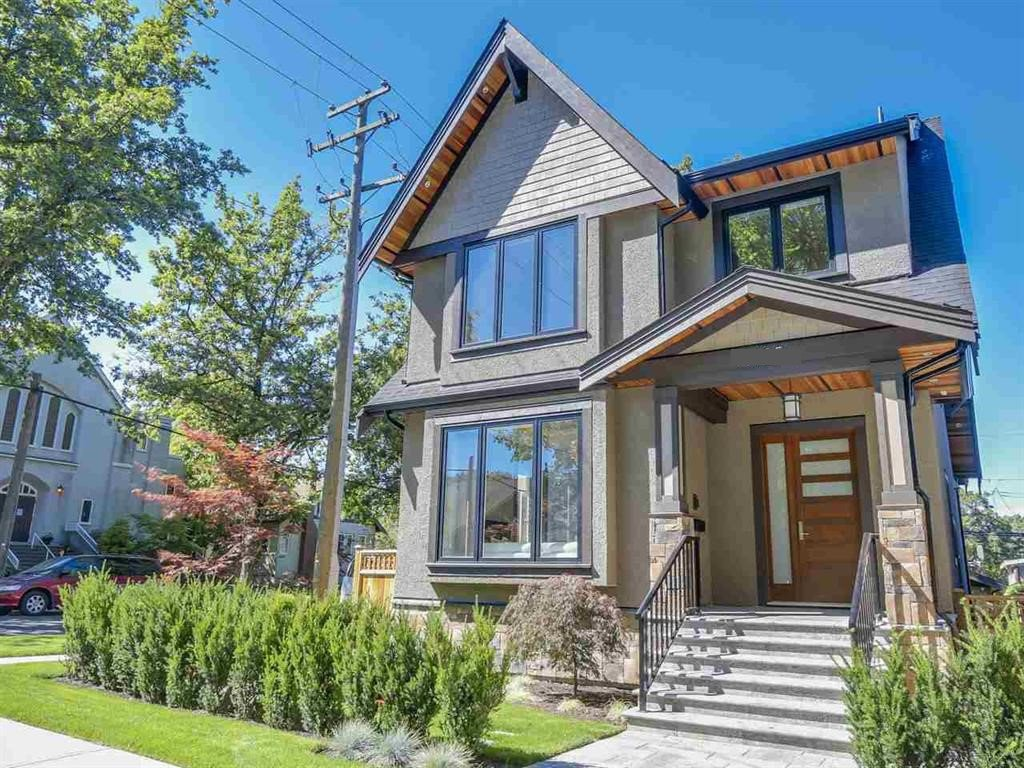 Main Photo:  in Vancouver: Dunbar House for rent (Vancouver West)  : MLS®# AR135