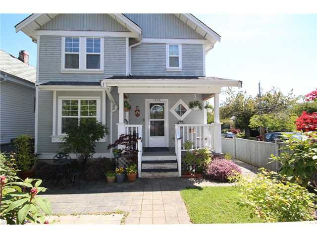 Main Photo: 2888 GLEN Drive in Vancouver: Mount Pleasant VE House 1/2 Duplex for sale (Vancouver East)  : MLS®# V944544