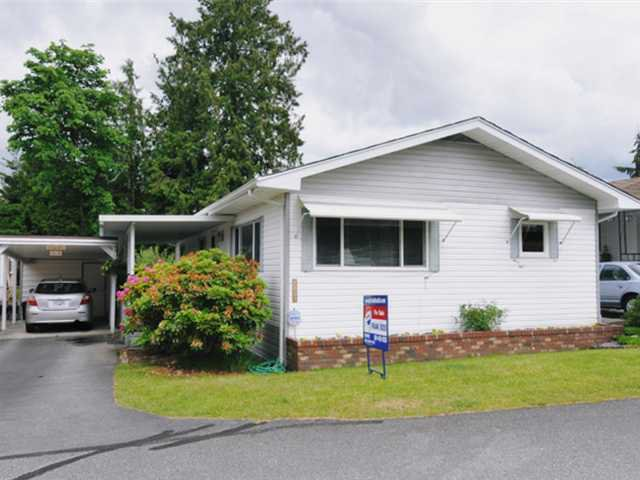 "Main Photo: 11832 PONDEROSA Boulevard in Pitt Meadows: Central Meadows Manufactured Home for sale in ""MEADOW HIGHLAND"" : MLS®# V952847"
