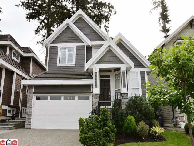 """Main Photo: 3498 154TH Street in Surrey: Morgan Creek House for sale in """"ROSEMARY HEIGHTS"""" (South Surrey White Rock)  : MLS®# F1224741"""