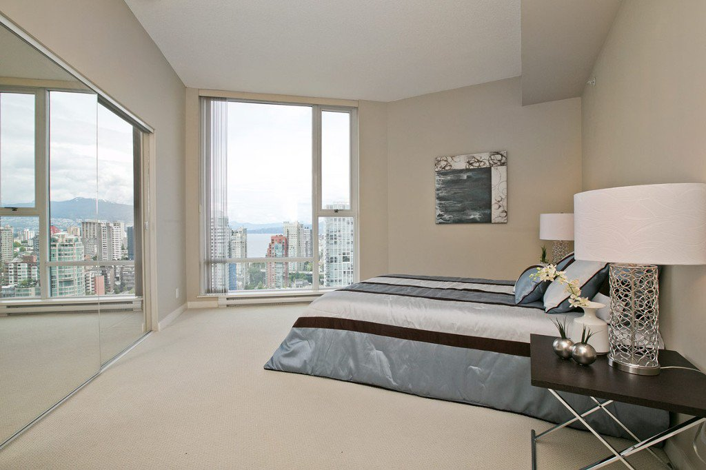 """Photo 30: Photos: 3202 583 BEACH Crescent in Vancouver: Yaletown Condo for sale in """"TWO PARKWEST"""" (Vancouver West)  : MLS®# V1008812"""