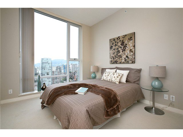 """Photo 43: Photos: 3202 583 BEACH Crescent in Vancouver: Yaletown Condo for sale in """"TWO PARKWEST"""" (Vancouver West)  : MLS®# V1008812"""