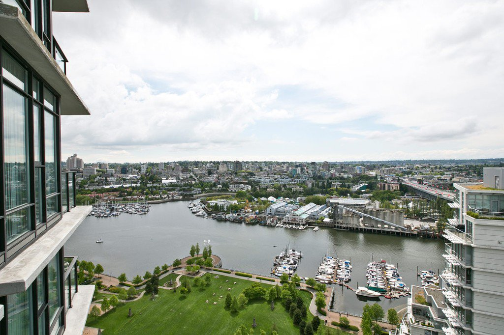 """Photo 21: Photos: 3202 583 BEACH Crescent in Vancouver: Yaletown Condo for sale in """"TWO PARKWEST"""" (Vancouver West)  : MLS®# V1008812"""