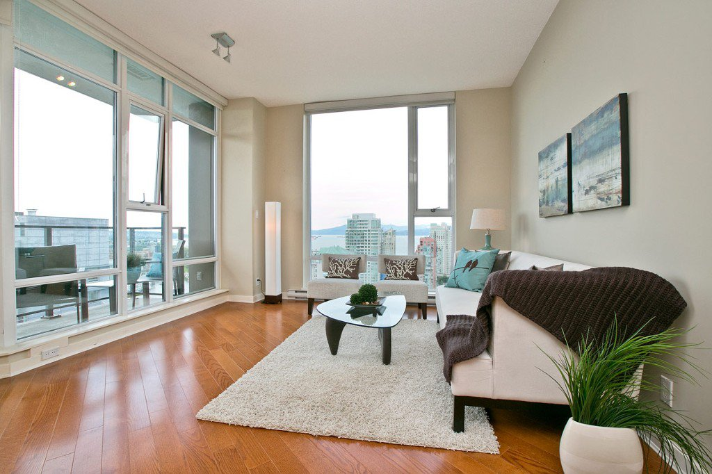 """Photo 14: Photos: 3202 583 BEACH Crescent in Vancouver: Yaletown Condo for sale in """"TWO PARKWEST"""" (Vancouver West)  : MLS®# V1008812"""