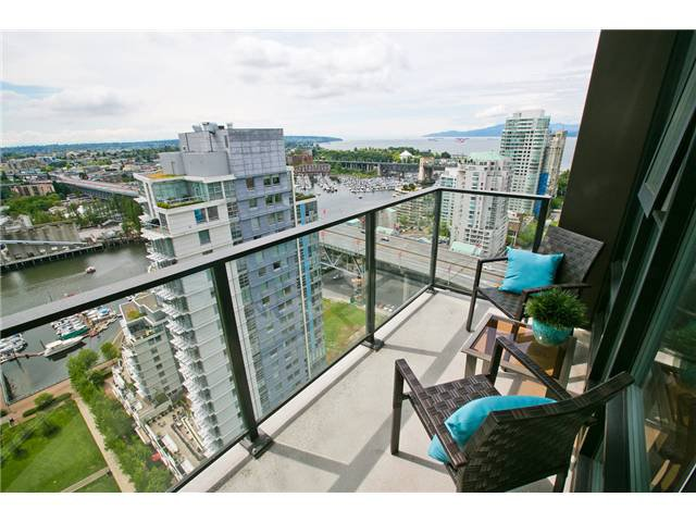 """Photo 39: Photos: 3202 583 BEACH Crescent in Vancouver: Yaletown Condo for sale in """"TWO PARKWEST"""" (Vancouver West)  : MLS®# V1008812"""