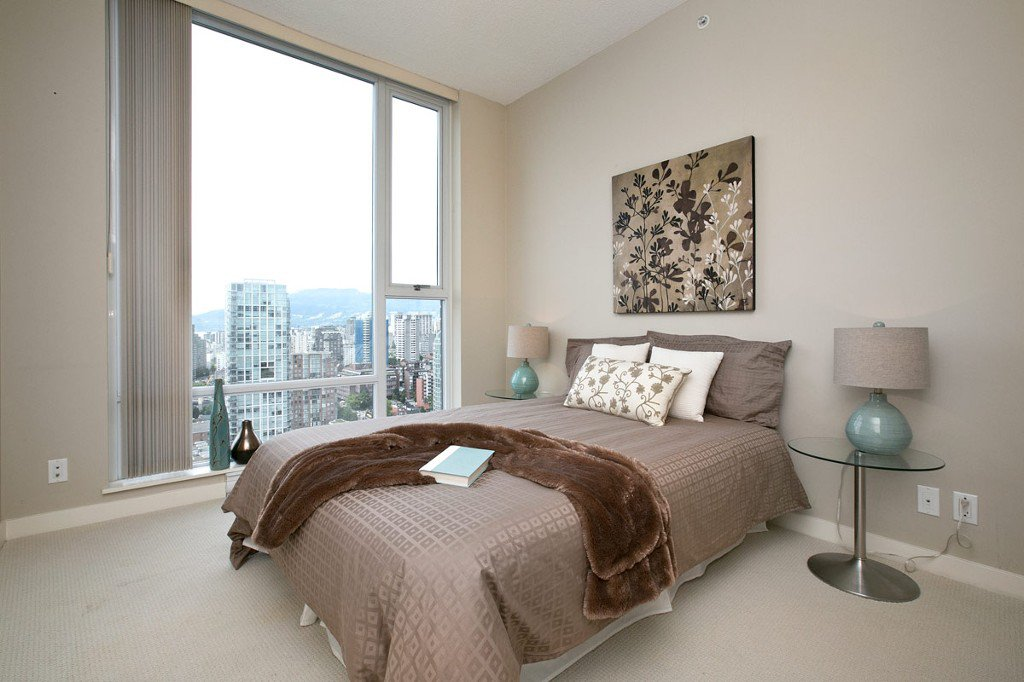 """Photo 24: Photos: 3202 583 BEACH Crescent in Vancouver: Yaletown Condo for sale in """"TWO PARKWEST"""" (Vancouver West)  : MLS®# V1008812"""