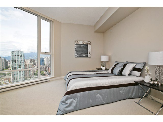 """Photo 41: Photos: 3202 583 BEACH Crescent in Vancouver: Yaletown Condo for sale in """"TWO PARKWEST"""" (Vancouver West)  : MLS®# V1008812"""