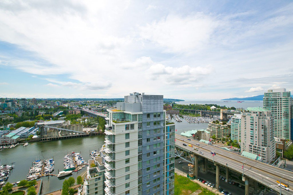 """Photo 18: Photos: 3202 583 BEACH Crescent in Vancouver: Yaletown Condo for sale in """"TWO PARKWEST"""" (Vancouver West)  : MLS®# V1008812"""