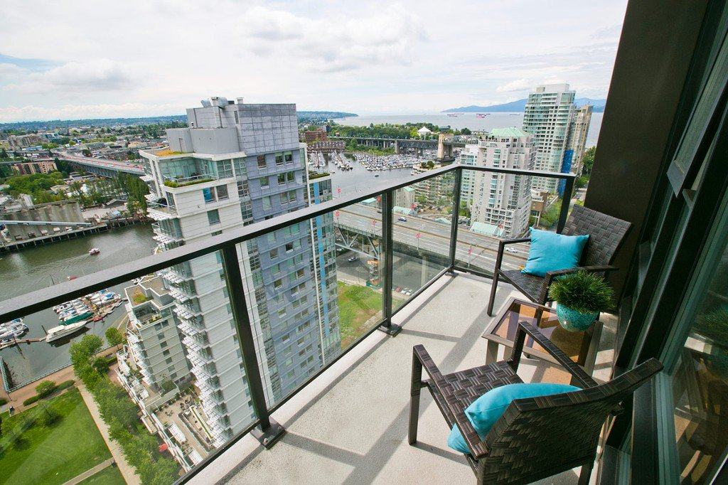 """Photo 16: Photos: 3202 583 BEACH Crescent in Vancouver: Yaletown Condo for sale in """"TWO PARKWEST"""" (Vancouver West)  : MLS®# V1008812"""