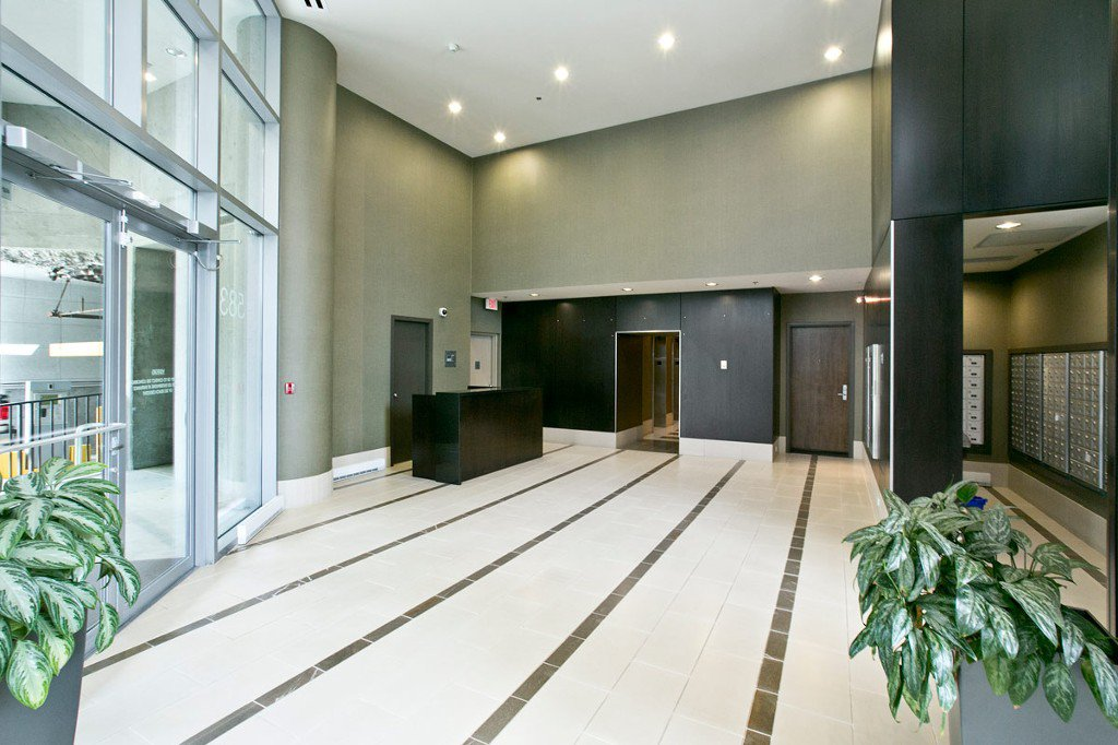 """Photo 4: Photos: 3202 583 BEACH Crescent in Vancouver: Yaletown Condo for sale in """"TWO PARKWEST"""" (Vancouver West)  : MLS®# V1008812"""