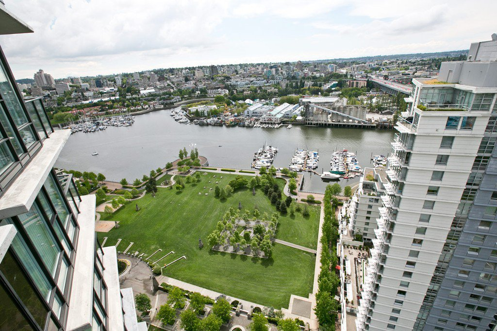 """Photo 20: Photos: 3202 583 BEACH Crescent in Vancouver: Yaletown Condo for sale in """"TWO PARKWEST"""" (Vancouver West)  : MLS®# V1008812"""