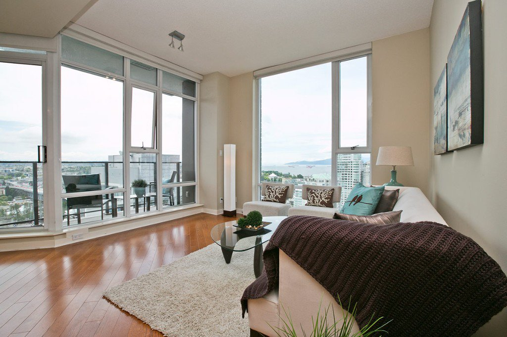 """Photo 15: Photos: 3202 583 BEACH Crescent in Vancouver: Yaletown Condo for sale in """"TWO PARKWEST"""" (Vancouver West)  : MLS®# V1008812"""