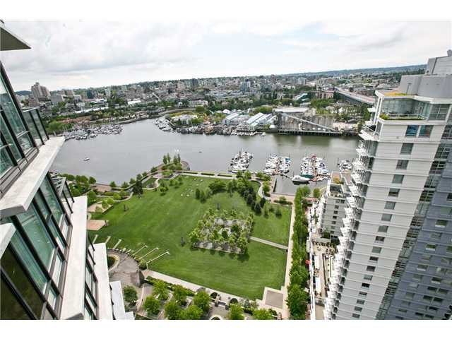 """Photo 40: Photos: 3202 583 BEACH Crescent in Vancouver: Yaletown Condo for sale in """"TWO PARKWEST"""" (Vancouver West)  : MLS®# V1008812"""