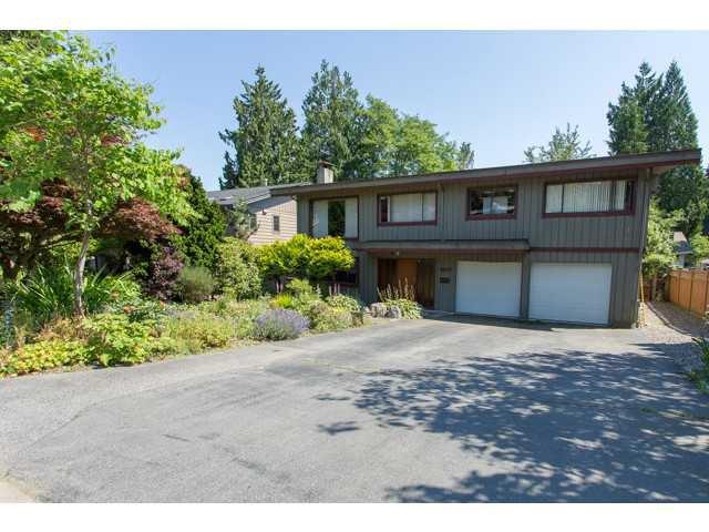 Main Photo: 2617 WALPOLE Crescent in North Vancouver: Blueridge NV House for sale : MLS®# V1015965
