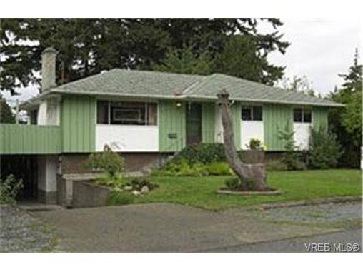 Main Photo: 3358 Swindell Crescent in VICTORIA: Co Wishart South Single Family Detached for sale (Colwood)  : MLS®# 182074