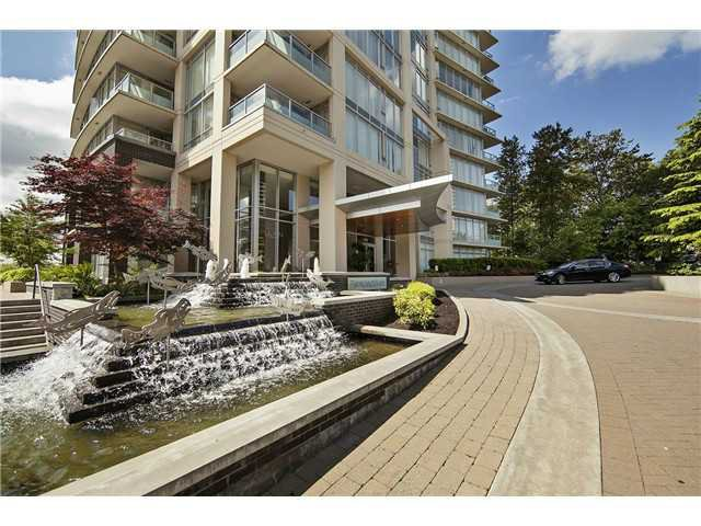 Main Photo: # 307 2133 DOUGLAS RD in Burnaby: Brentwood Park Condo for sale (Burnaby North)  : MLS®# V1114892