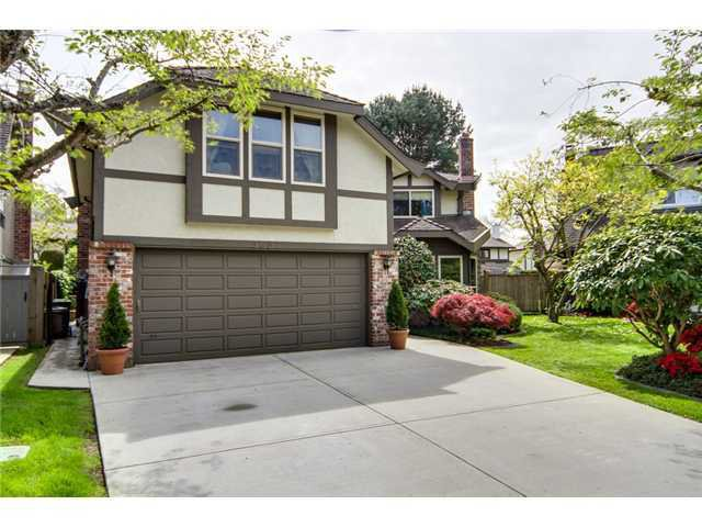 Photo 1: Photos: 5637 Sandiford Pl Place in Richmond: House for sale : MLS®# v064541