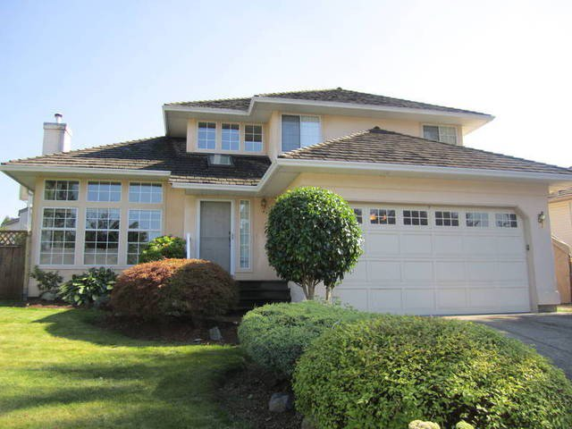 Main Photo: 34458 Thoreau Avenue in Abbotsford: Abbotsford East House for sale : MLS®# F1438606