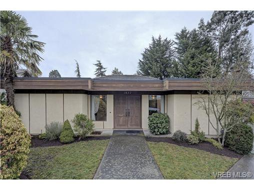 Main Photo: 1837 Chimo Close in Victoria: SE Lambrick Park Single Family Detached for sale (Saanich East)  : MLS®# 359605