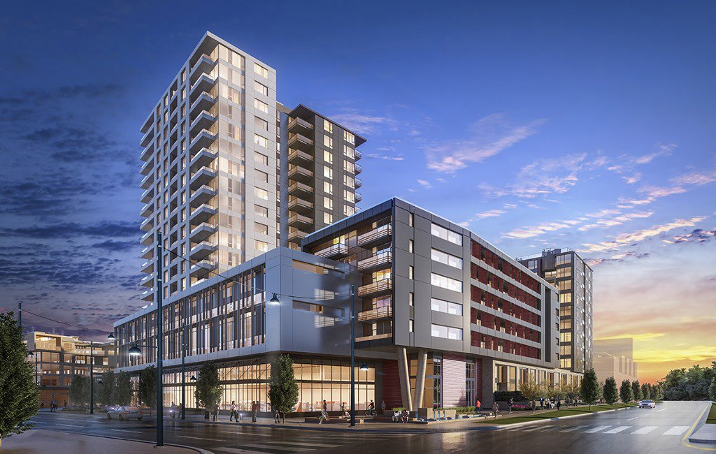 Main Photo: #401 - 8533 River District Crossing, in Vancouver: Champlain Heights Condo for sale (Vancouver East)