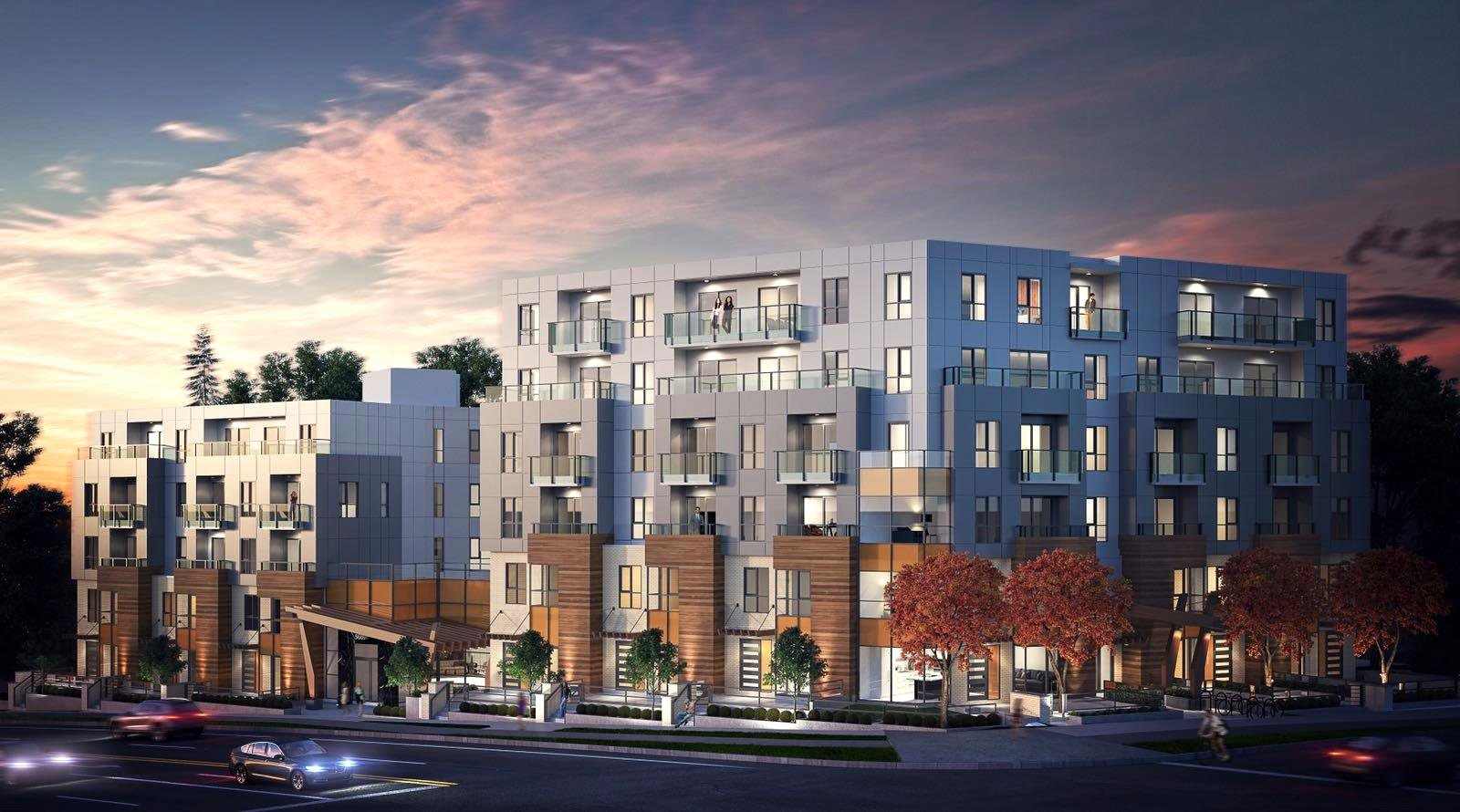 Main Photo: B106 at FRASER LANDMARK by DARSHAN BUILDERS in : Whalley Condo  (Surrey)
