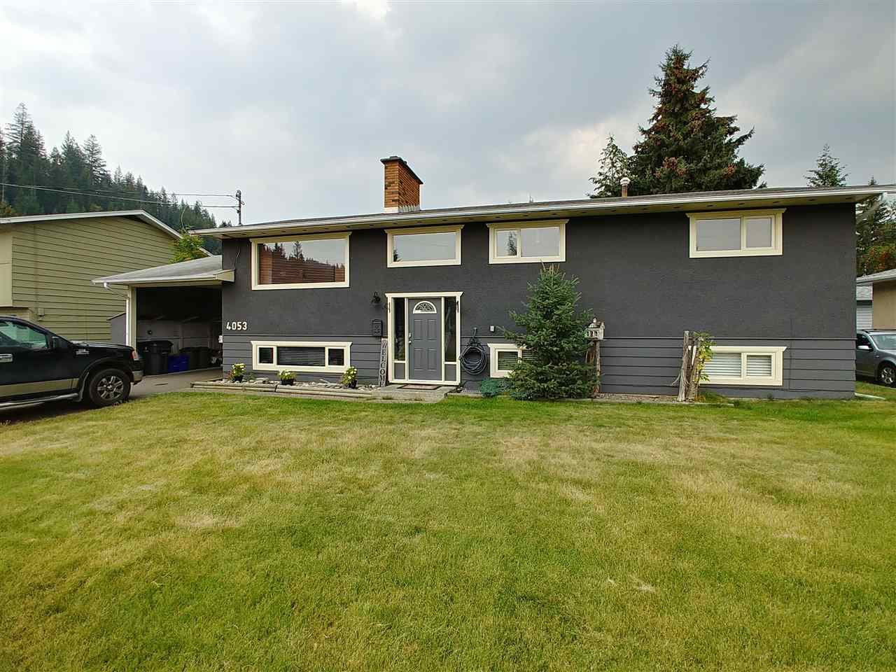 Main Photo: 4053 CHURCHILL ROAD in : Edgewood Terrace House for sale : MLS®# R2302471