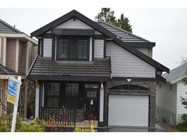 Main Photo: 950 Delestre Avenue in Coquitlam: Maillardville House 1/2 Duplex for sale : MLS®# V1030455
