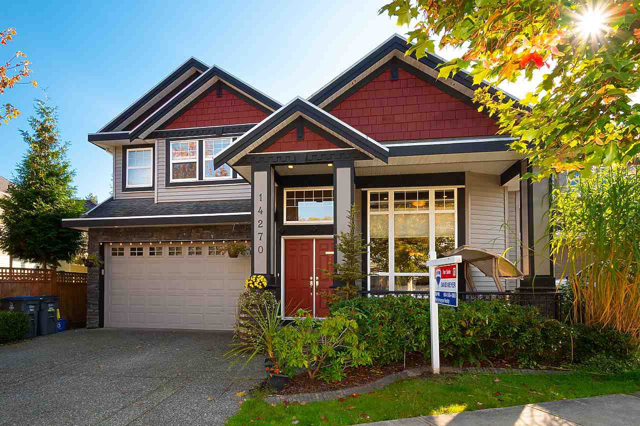 Main Photo: 14270 65 Avenue in Surrey: East Newton House for sale : MLS®# R2410573