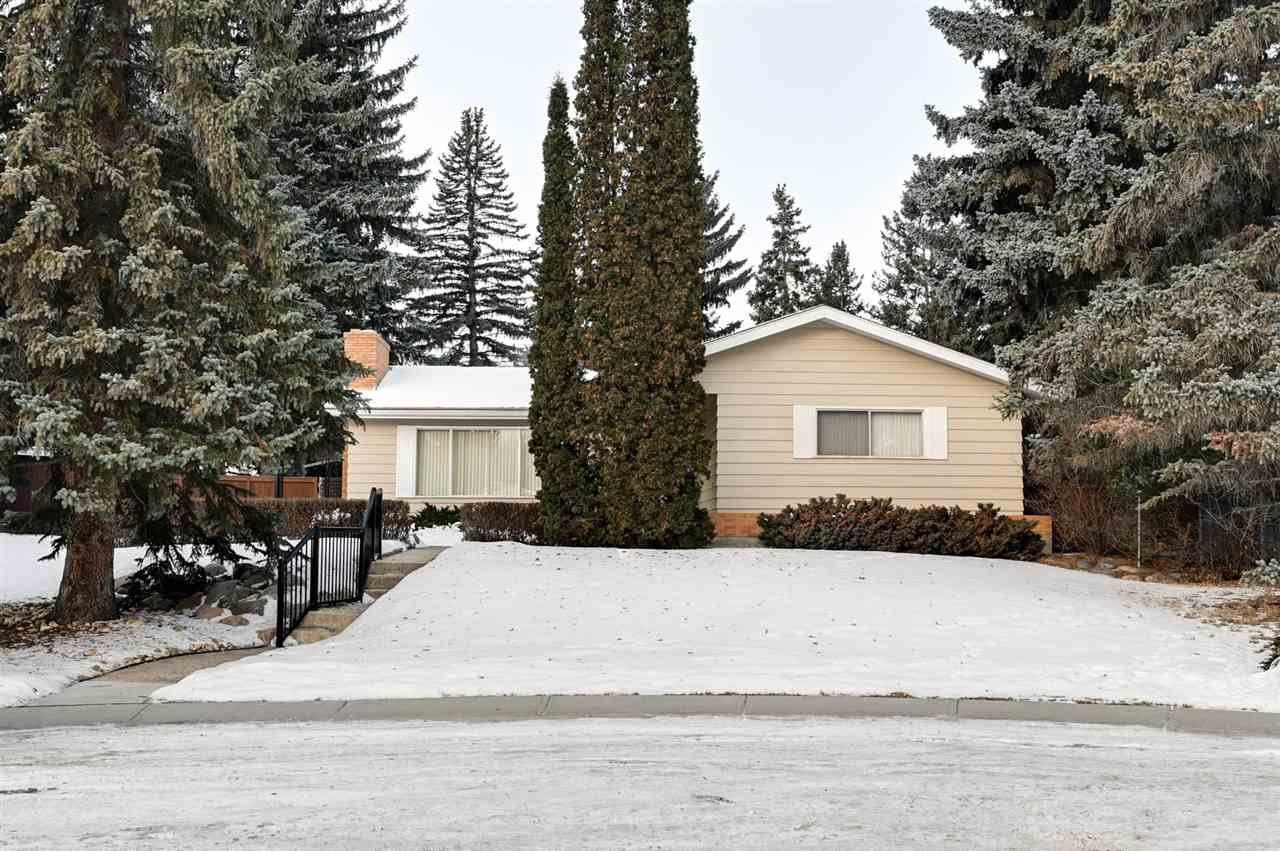 Main Photo: 8526 141 Street in Edmonton: Zone 10 House for sale : MLS®# E4184753