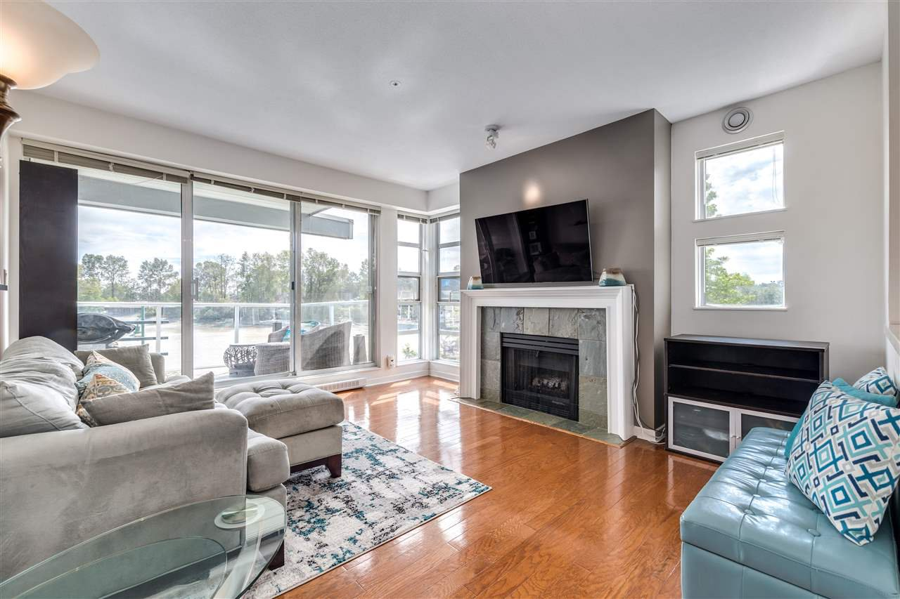 "Main Photo: 206 1880 E KENT AVENUE SOUTH in Vancouver: South Marine Condo for sale in ""Tugboat Landing"" (Vancouver East)  : MLS®# R2462642"