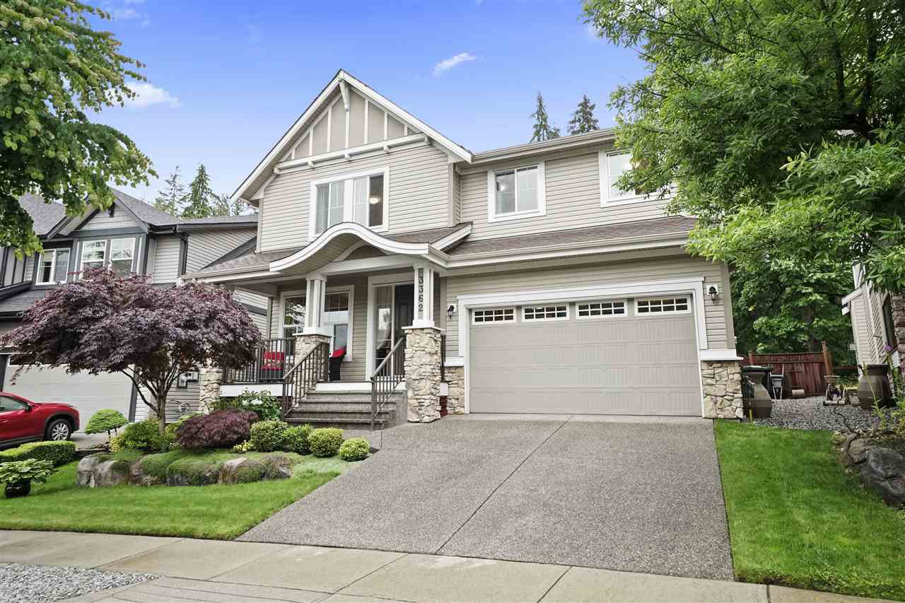 Main Photo: 3362 DEVONSHIRE Avenue in Coquitlam: Burke Mountain House for sale : MLS®# R2468924