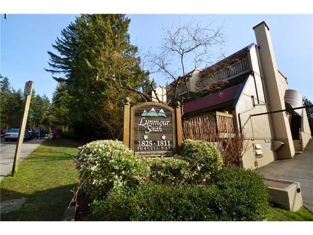 "Main Photo: 36 1825 PURCELL Way in North Vancouver: Lynnmour Condo for sale in ""Lynmour South"" : MLS®# V934548"