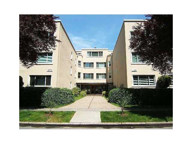"""Photo 1: Photos: 204 1055 HARWOOD Street in Vancouver: West End VW Condo for sale in """"Harcrest Apts."""" (Vancouver West)  : MLS®# V1012901"""