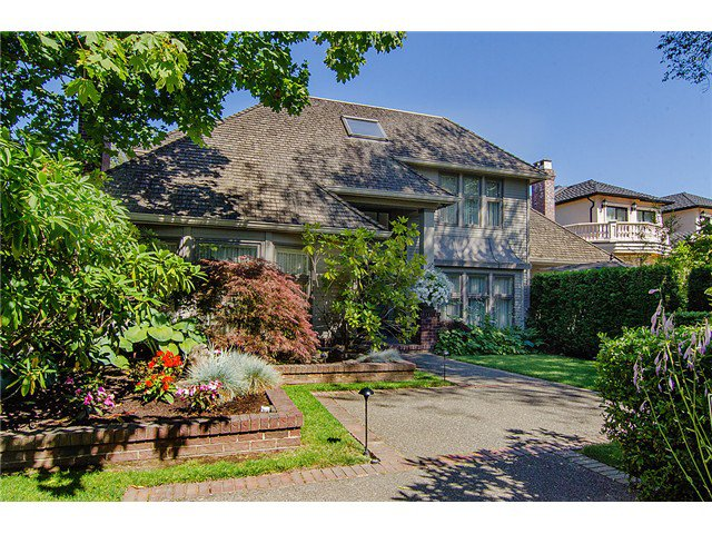 "Main Photo: 4788 HUDSON Street in Vancouver: Shaughnessy House for sale in ""Shaughnessy"" (Vancouver West)  : MLS®# V1018312"