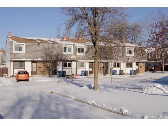 Main Photo: 1024 Buchanan Boulevard in WINNIPEG: Westwood / Crestview Condominium for sale (West Winnipeg)  : MLS®# 1320553