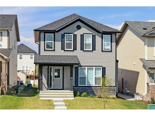 Main Photo: 310 CIMARRON VISTA Way: Okotoks Residential Detached Single Family for sale : MLS®# C3629592