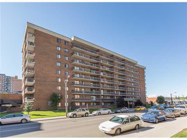 Main Photo: 907 1335 12 Avenue SW in Calgary: Connaught Condo for sale : MLS®# C3634790