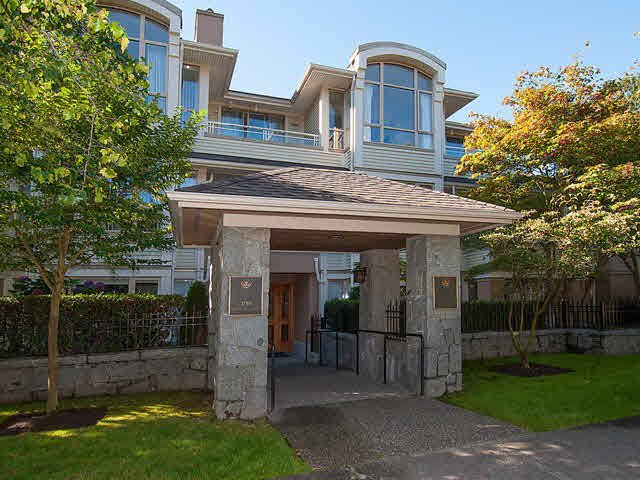 "Main Photo: 201 3790 W 7TH Avenue in Vancouver: Point Grey Condo for sale in ""THE CUMBERLAND"" (Vancouver West)  : MLS®# V1083929"